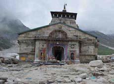 केदारनाथ मंदिर